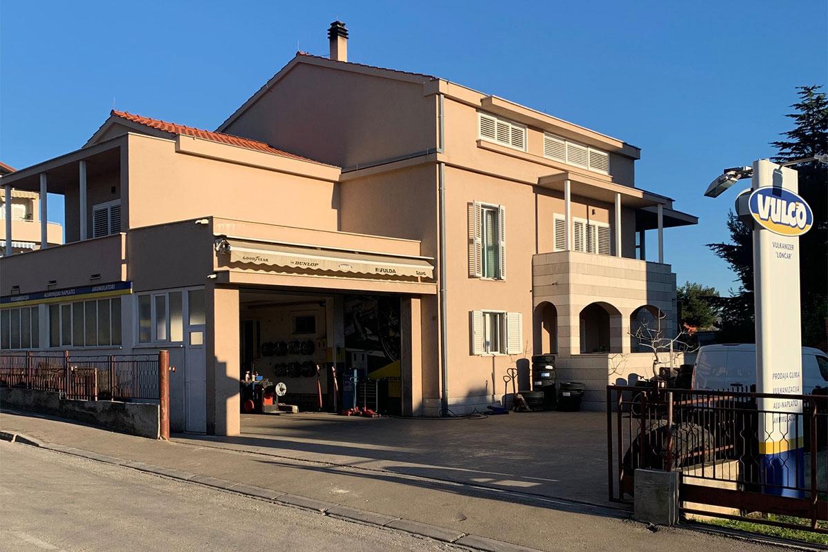 Gallus commerce vulkanizer Zadar